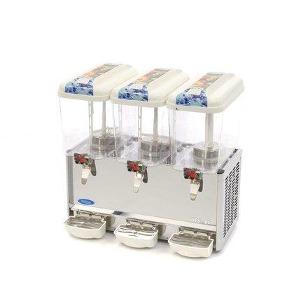 Maxima Distributeur de boissons froides 3 x 18L