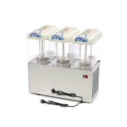 Maxima Gastro Getränkespender - 3 x 18 l - 7 bis 12°C - 278 Watt