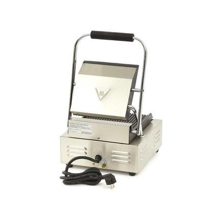 Maxima Gastro Kontaktgrill - Gerillt - mit Fettauffangschale - 1800 Watt