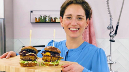 Recept: Hamburgers met zelfgemaakte brioche bolletjes