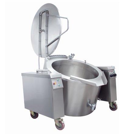 Maxima Tilting Boiling Pan 200L - 400V - Indirect