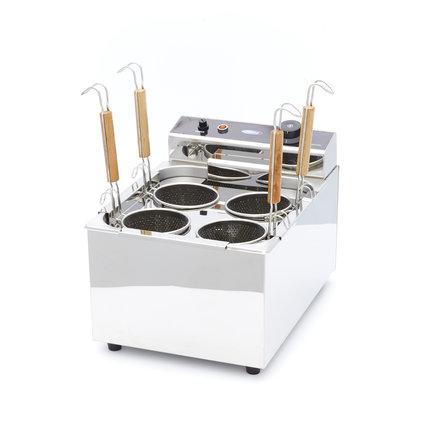 Maxima Pasta / Nudel-Cooker - 4 x 2 l