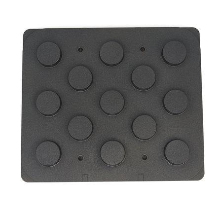 Maxima Tarteletteform - Rund - 60/54 mm - 13 Stück
