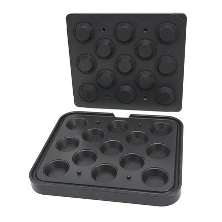 Maxima Tartlet Mould - Round - 69/43 mm - 13 pieces