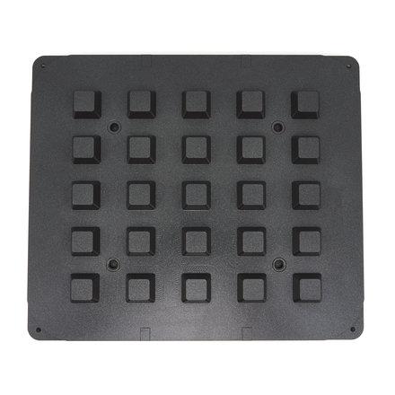 Maxima Tarteletteform - Quadrat - 39/29 mm - 25 stuks