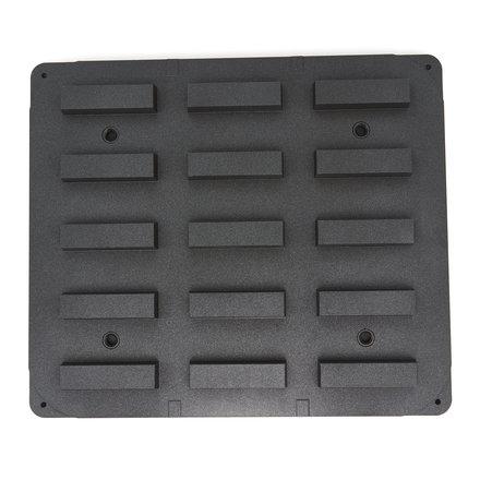 Maxima Tarteletteform - Rechteck - 90x30/85x26 mm - 15 stuks