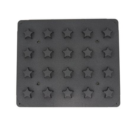 Maxima Tarteletteform - Star - 20 Stück