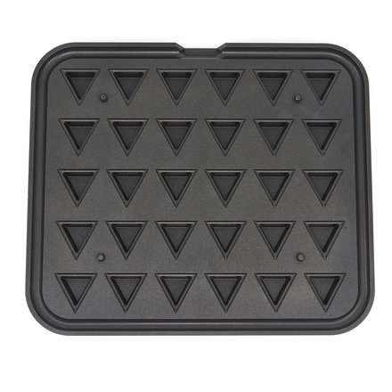 Maxima Tartlet Mould - Triangle - 30 pieces
