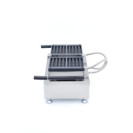 Maxima Waffle Maker - 2 Waffles - Rotatable - Digital