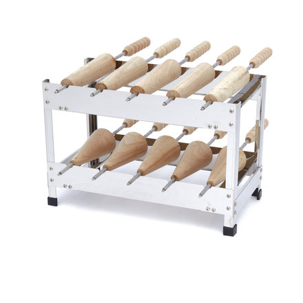 Maxima Chimney Cake Roller Standard - Horizontal