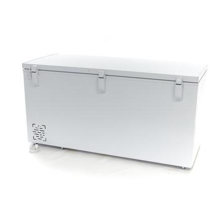 Maxima Gastro Gefriertruhe Digital - 488 l - -24 bis -14 °C - mit 6 Rollen - 92 Watt