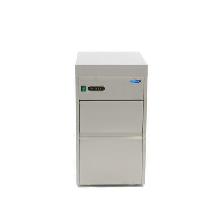 Maxima Gastro Ice Crusher - 50 kg/24h - 10 kg Speicher - Luftgekühlt - 230 Watt