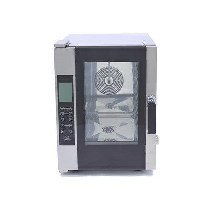 Maxima Digitale Kompakt Kombidämpfer 6 x 1/1 GN (Linkshändig)