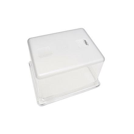 Maxima GN-Behälter - 1/2 GN - Polycarbonat - 325 x 265 mm - 200 mm tief