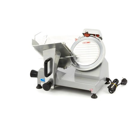 Maxima Aufschnittmaschine - 220 mm - Schnittstärke 1 bis 12 mm - 150 Watt