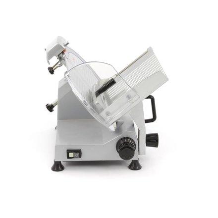 Maxima Aufschnittmaschine - 300 mm - Schnittstärke 1 bis 12 mm - 250 Watt
