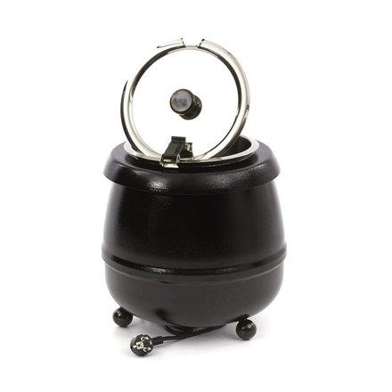 Maxima Suppenkessel - 10 l - 30 bis 90 °C - 400 Watt