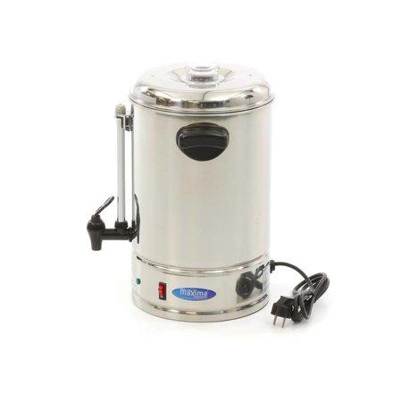 Maxima Gastro Kaffeemaschine - 10 l - 45 bis 60 min - mit Ablasshahn - 1520 Watt