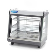 Maxima Stainless Steel Hot Display 96L