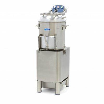 Maxima Deluxe Schrapmachine / Aardappelschrapmachine DPP 15
