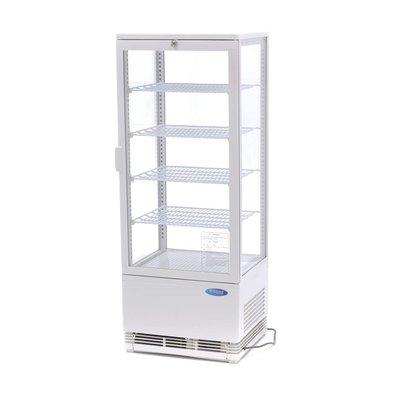 Maxima Vitrine Froide 98L Blanc
