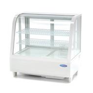 Maxima Vitrina refrigerada 100L Blanca