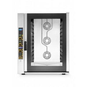 Maxima Digital Deluxe Bake-Off / Bäckerei Backofen 10 Blechen 60 x 40 cm