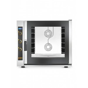 Maxima Deluxe Bake-Off / Bakery Oven 6 Trays 60 x 40 cm