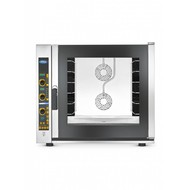 Maxima Digital Deluxe Bake-Off / Bakery Oven 6 Trays 60 x 40 cm