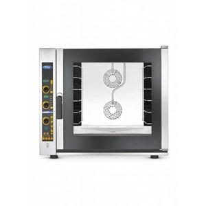 Maxima Digital Deluxe Bake-Off / Four de Boulangerie 6 Plateaux 60 x 40 cm