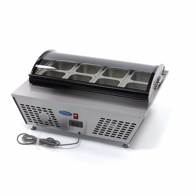 Maxima Mini Tafel Saladette / Saladiere 67L