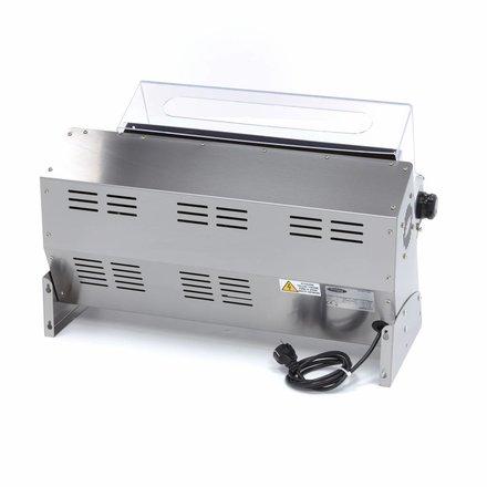 Maxima Pizza Teigausrollmaschine - Elektrisch - 45 cm - 250 Watt