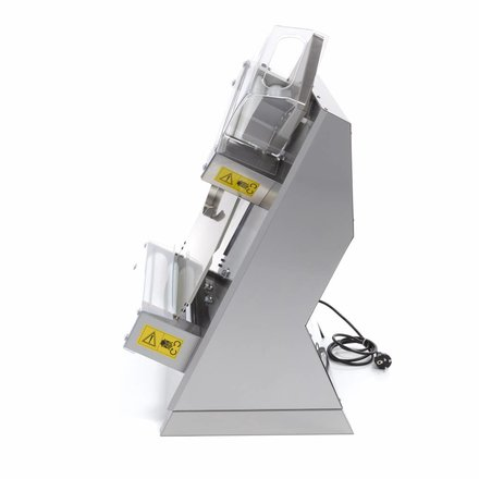 Maxima Pizza Teigausrollmaschine - Elektrisch - 40 cm - mit 2 Rollen - 250 Watt
