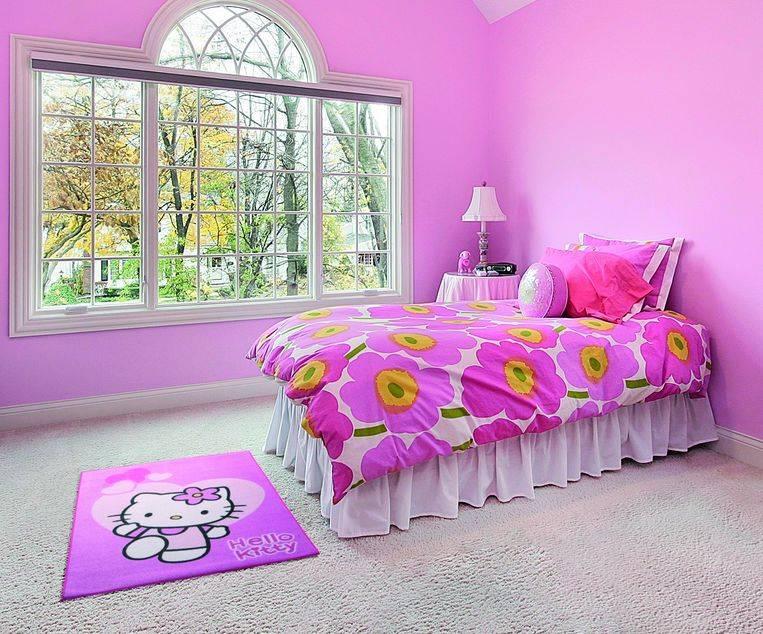 Vloerkleed Hello Kitty