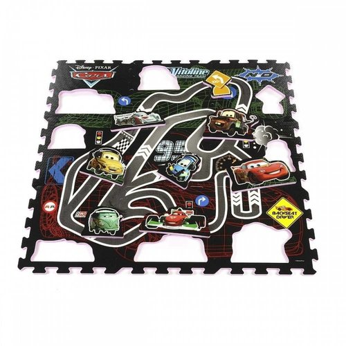 Speekleed puzzelkleed Cars