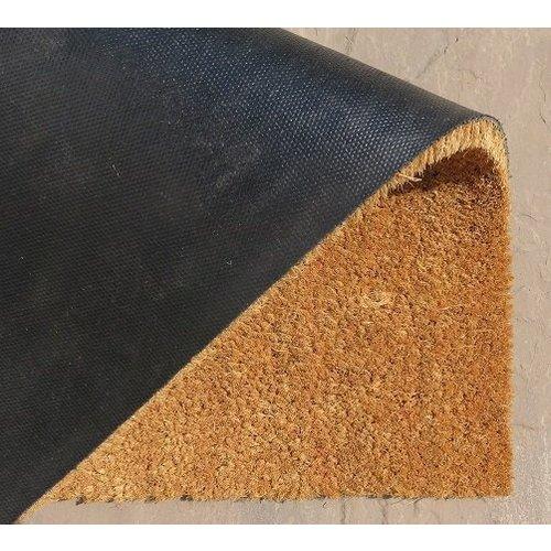 Kokosmat handbedrukt 40x60cm