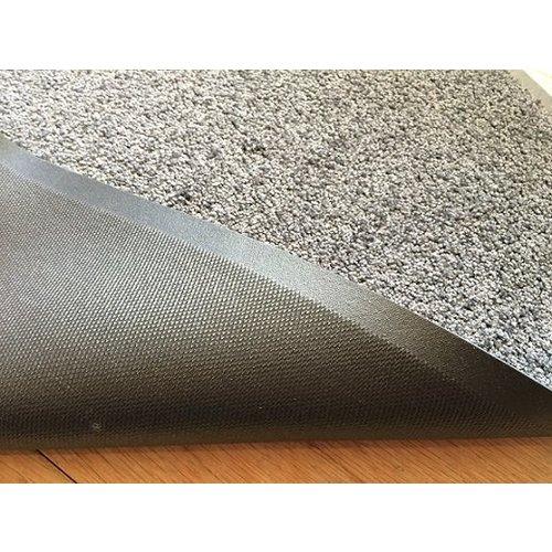 Ecologische droogloopmat grijs