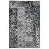 Vintage en retro tapijt grijs