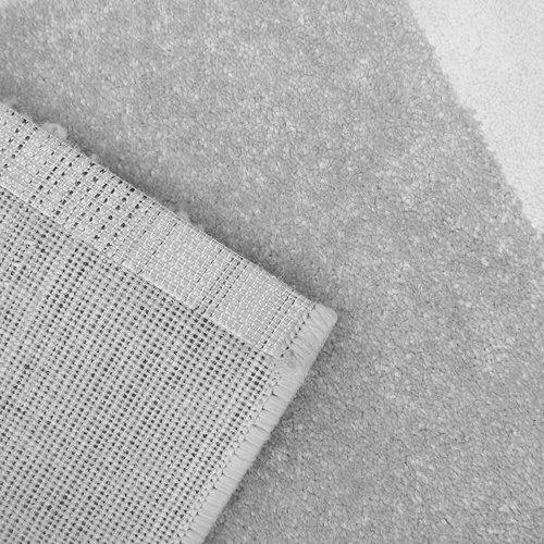Kindervloerkleed grijs met toverstaf