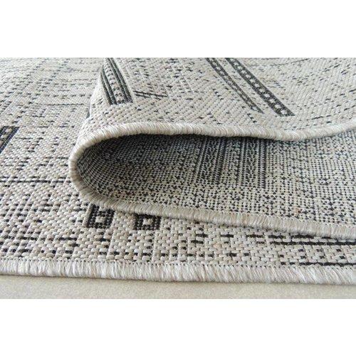 Modern vloerkleed sisal look