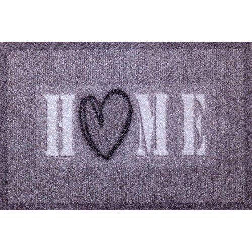 Droogloopmat grijs Home