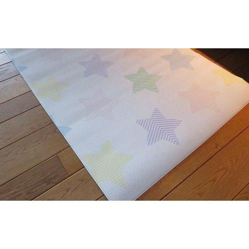 Anti-allergie speelkleed sterren