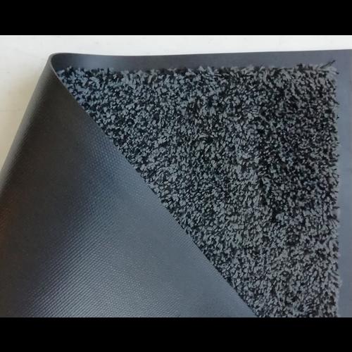 Droogloopmat microfiber antraciet