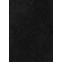 Hoogpolig vloerkleed zwart, 35 mm, op maat