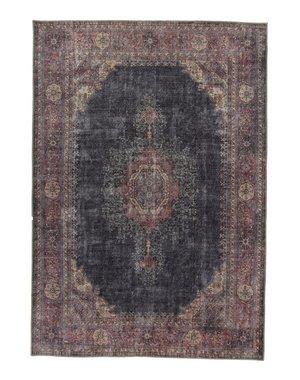 Vintage tapijt rustiek
