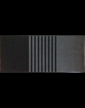 Schoonloopmat 3 in 1, grijs