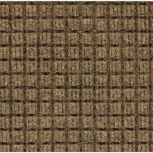 Professionele schrapende en absorberende mat voor binnen, bruin