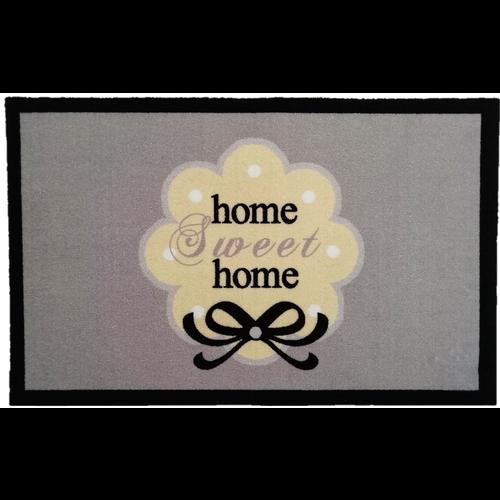 Deurmat home sweet home