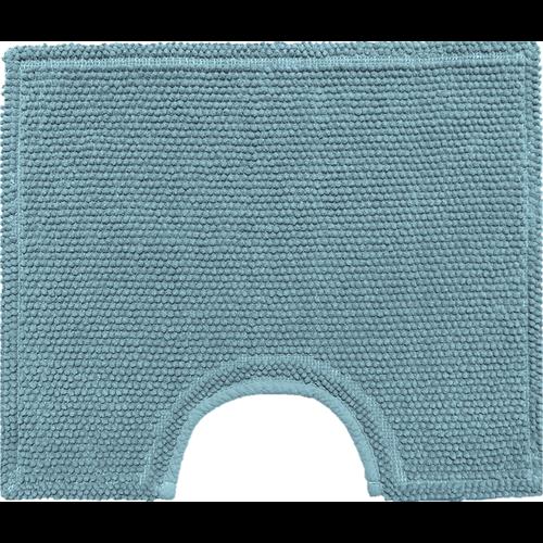 WC mat blauw antislip