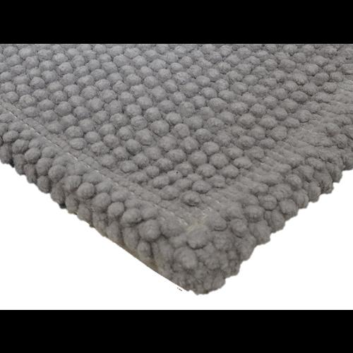 WC mat antislip, grijs